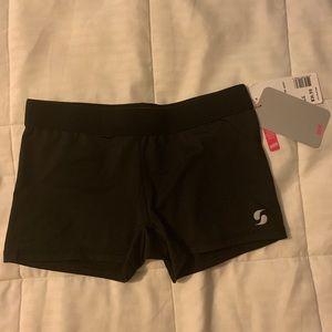 Soffe Spandex Shorts.